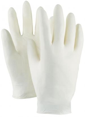 Ochrona rąk Rękawice jednorazowe Colombo, lateks, roz. 9, (opak. 100 szt.) (opak.