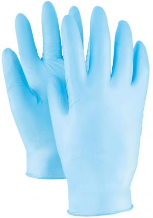 Ochrona rąk Rękawice jednorazowe Dermatril 741, rozmiar 10 (opakowanie 100 szt.)