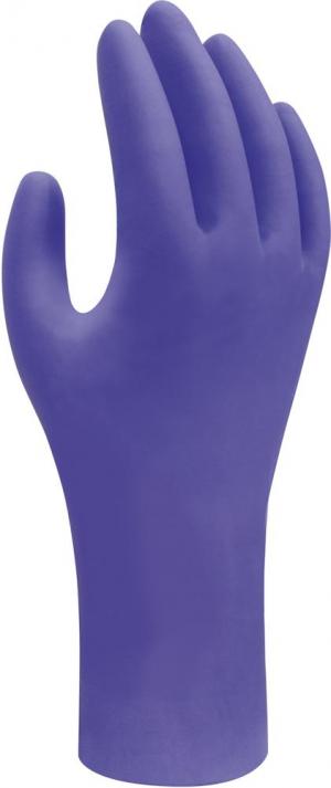 Ochrona rąk Rękawice jednorazowe, nitrylowe, 7540, rozmiar XL(9-10), opakowanie 100szt.