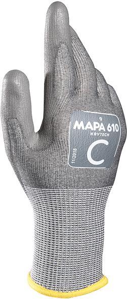Ochrona rąk Rękawice KryTech 615, rozmiar 8