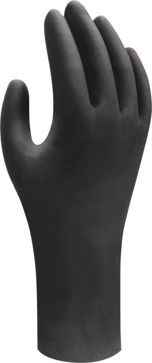 Ochrona rąk Rękawice nitrylowe 7565, rozmiar M (7-8), opakowanie 50szt.