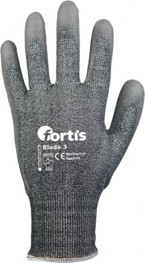Ochrona rąk Rękawice ochronne Blade 3, rozmiar 9, FORTIS blade