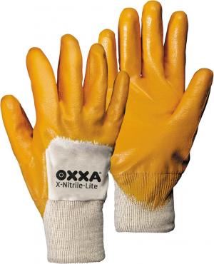 Ochrona rąk Rękawice OXXA X-Nitrile-Lite, rozmiar 8 ochrona