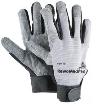 Ochrona rąk Rękawice RewoMech 640, rozmiar 9