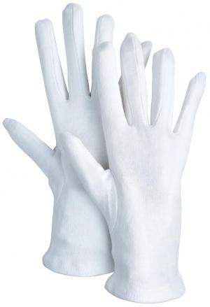 Ochrona rąk Rękawice robocze 5-palcowe BW dżersej, rozmiar 6 5-palcowe