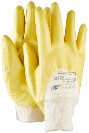 Ochrona rąk Rękawice Sahara Top 102, Rozmiar 7