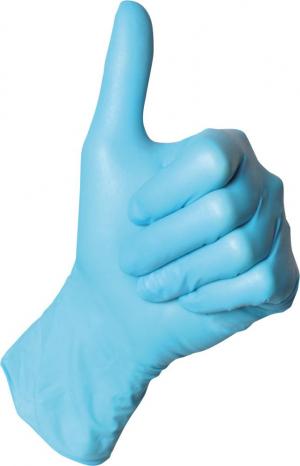 Ochrona rąk Rękawice Semp.Guard 0445, nitrylowe, roz.XL(opak.90szt) 0445,