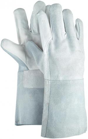 Odzież ochronna Rękawice spawalnicze VS53, skóra licowa, 35cm, roz.10 35cm,