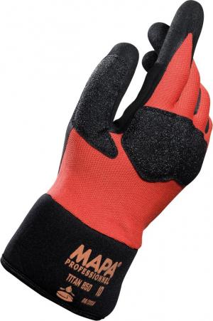 Ochrona rąk Rękawice Titan 850, roz.10
