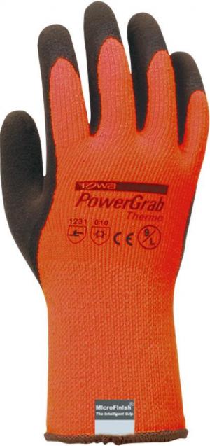 Ochrona rąk Rękawice Towa Power Grab Thermo, rozmiar 9 grab