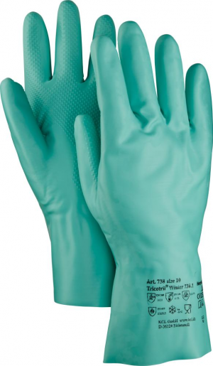 Ochrona rąk Rękawice Tricotril Winter 738, rozmiar 11