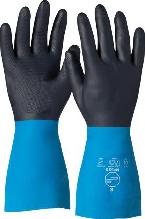 Ochrona rąk Rękawice Tychem NP-530 neoprenowe, 305mm, rozmiar 9 305mm