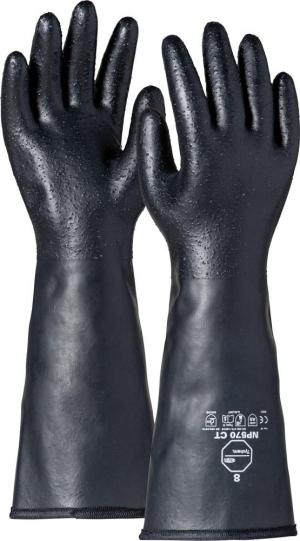 Ochrona rąk Rękawice Tychem NP-570CT neoprenowe, 355mm, roz. 10 355mm,