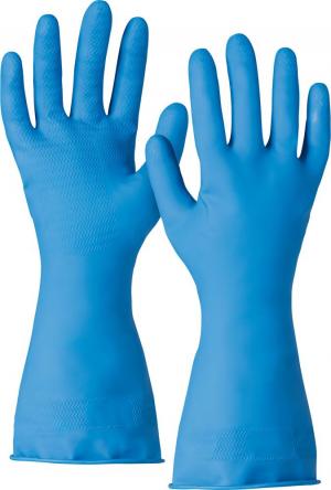 Ochrona rąk Rękawice Tychem NT-430 roz.9, nitrylowe, 305mm 305mm