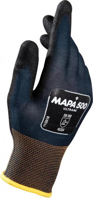 Ochrona rąk Rękawice Ultrane 500 roz.8 MAPA