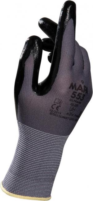 Ochrona rąk Rękawice Ultrane 553 roz.8 MAPA
