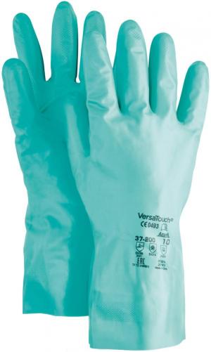 Ochrona rąk Rękawice VersaTouch 37-200, zielone, rozmiar 8 37-200,