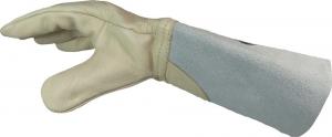 Odzież ochronna Rękawice Welder 11 skóra bydlęca licowa rozmiar 10 bydlęca,