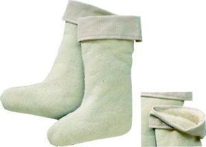 Ochrona stóp Skarpety do butów za kostkę z mankietami, rozmiar 41/42 41/42