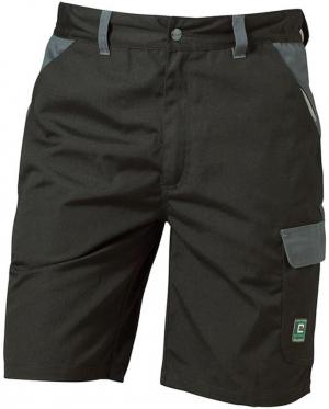 Odzież robocza Spodenki krótkie Rio, rozmiar 56, czarne/szare czarne/szare