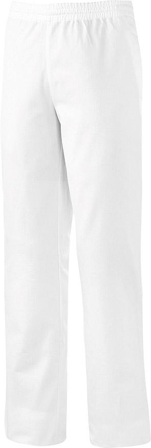 Odzież robocza Spodnie 1645-400, rozmiar L, białe