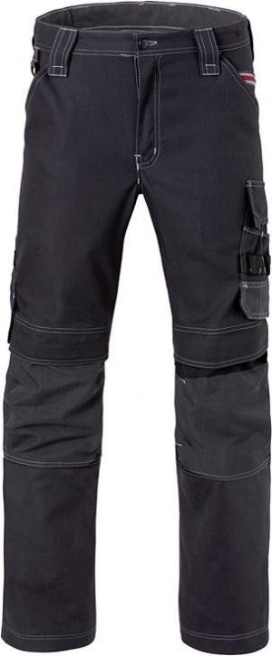 Odzież robocza Spodnie Attitude, rozmiar 56, czarne/szare attitude,
