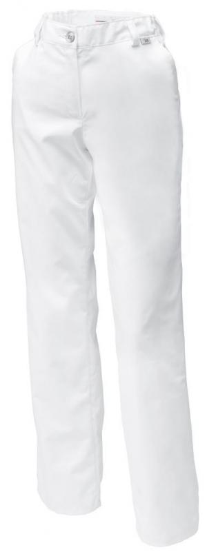 Odzież robocza Spodnie damskie 1644 686, rozmiar 44, białe