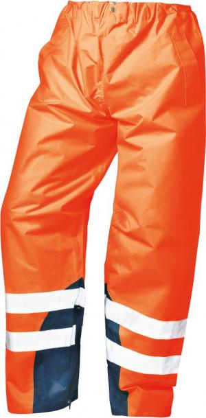 Odzież ochronna Spodnie przeciwdeszczowe Matula, rozmiar 2XL, pomarańczowy 2xl,