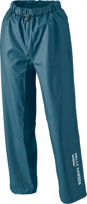 Odzież robocza Spodnie przeciwdeszczoweVoss, PU stretch rozmiar 2XL, granatowe 2xl,