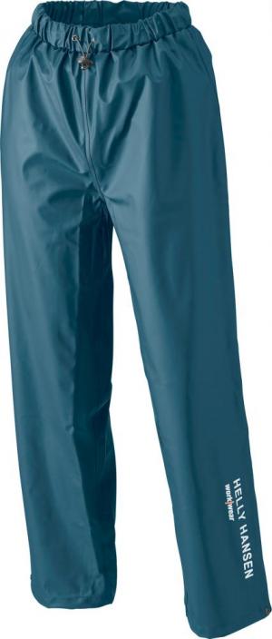 Odzież robocza Spodnie przeciwdeszczoweVoss, PU stretch rozmiar L, granatowe granatowe