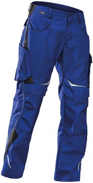 Odzież robocza Spodnie PULSSCHLAG wysokie roz. 25, niebieskie/niebieskie/brązowe niebieskie/niebieskie/brązowe