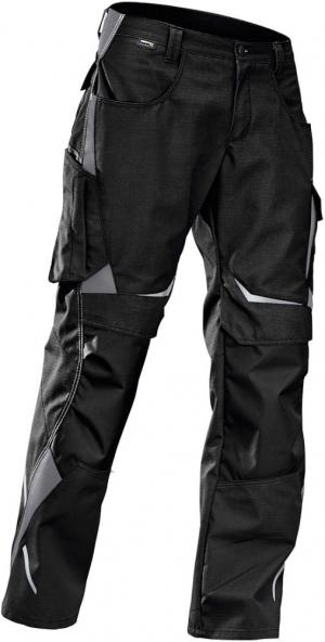 Odzież robocza Spodnie PULSSCHLAG wysokie roz. 60, czarne czarne