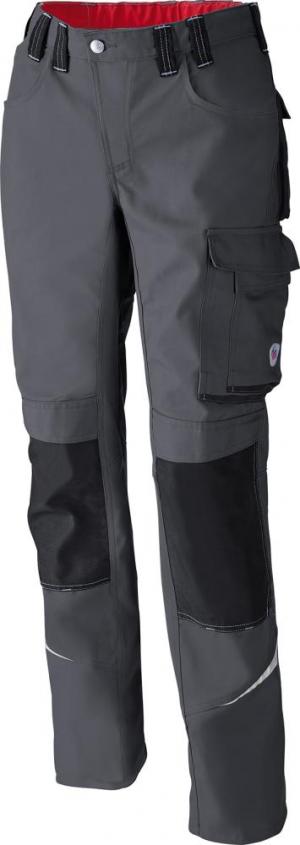 Odzież robocza Spodnie robocze 1803 720, rozmiar 52, ciemnoszare/czarne