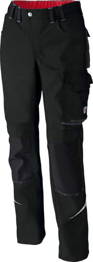 Odzież robocza Spodnie robocze 1803 720, rozmiar 52, czarne