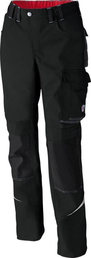 Odzież robocza Spodnie robocze 1803 720, rozmiar 54, czarne