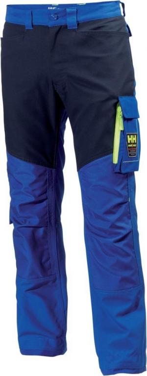Odzież robocza Spodnie robocze Aker, rozmiar 52, granatowe/ciemnoszare aker,