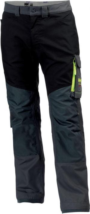 Odzież robocza Spodnie robocze Aker, rozmiar 60, ciemnoszare/czarne aker,