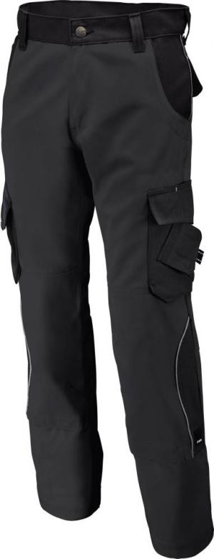Odzież robocza Spodnie robocze BRUNO, antracytowo-czarne, rozmiar 50 antracytowo-czarne,