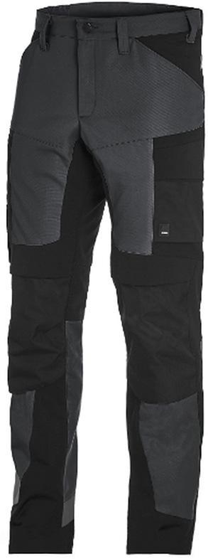 Odzież robocza Spodnie robocze Leo, rozmiar 48, antracyt/czarny FHB