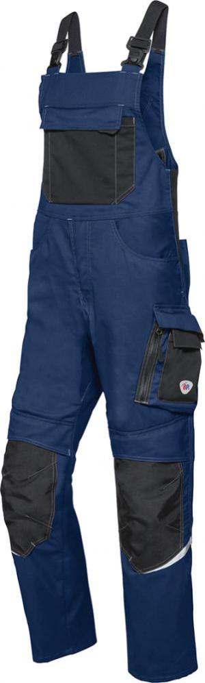 Odzież robocza Spodnie robocze ogrodniczki 1979 570 roz. 58, granatowo-czarne 1979