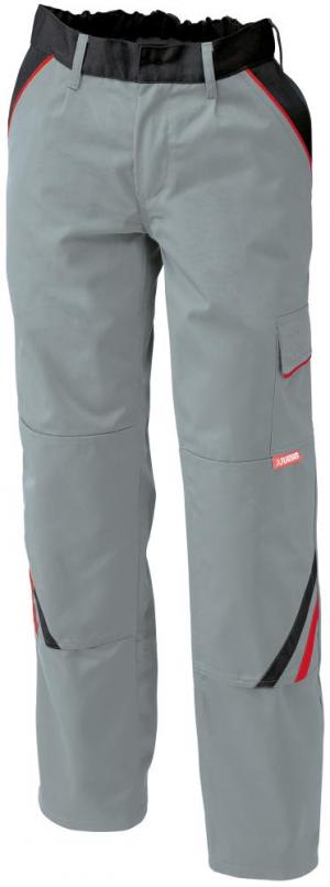Odzież robocza Spodnie z paskiem w talii Highline, rozmiar 56, łupkowy/czarny highline,