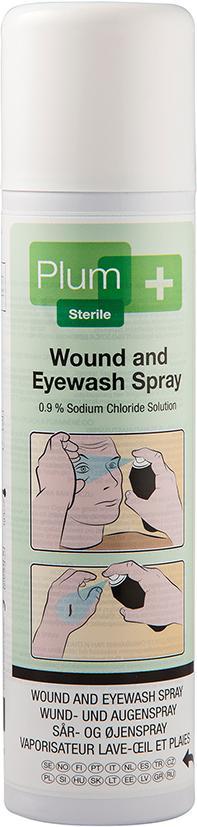 Bez kategorii Spray do oczu i na rany 250ml 250ml,