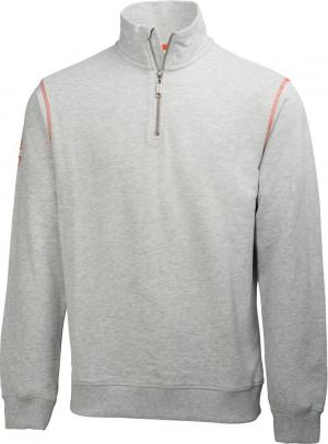 Bluzy Sweter Oxford, rozmiar 2XL, szary-motylkowy 2xl,