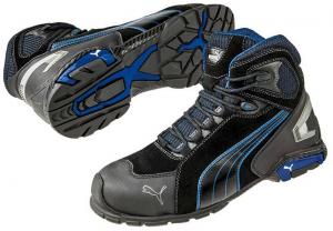 Ochrona stóp Sznurowane buty 632250, S3, rozmiar 41 Puma 632250,