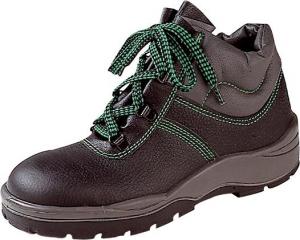 Ochrona stóp Sznurowane buty budowlany 39000, S3, rozmiar 45, czarne 39000,