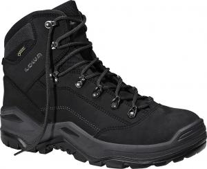 Ochrona stóp Sznurowane buty RENEGADE Work GTX black Mid, S3, CI, rozmiar 47