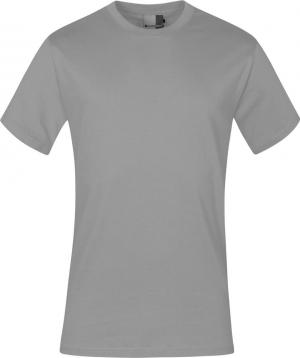 T-Shirt T-shirt Premium, rozmiar 2XL, nowy jasnoszary 2xl,