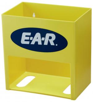 Ochrona słuchu Uchwyt ścienny na dozownik z zatyczkami do uszu EAR