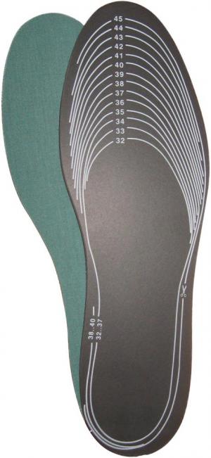 Ochrona stóp Wkładki antystatyczne, rozmiar uniwersalny, FORTIS antystatyczne,