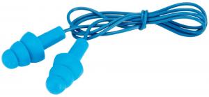Ochrona słuchu Zatyczki do uszu EART racers, wykrywalna przez metal, 50 PTR01020 z pudełkiem 3M
